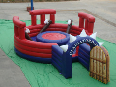 Sport amusement inflatables