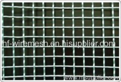 electro Galvanized Square Wire Mesh