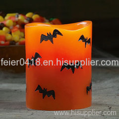 emulational flameless candle