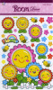 Sun flower combinative wall decoration sticker