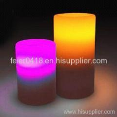 led dustless candle