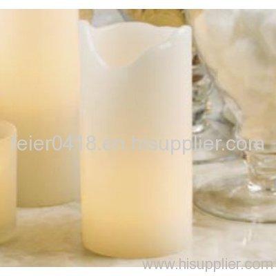 led craft decrative candle