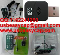Mini DVBT Terrestrial Smallest Digital TV Stick m