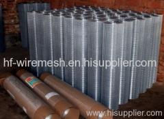 galvanized welding mesh