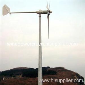 3Kw wind turbine generator from China manufacturer - SENWEI ENERGY