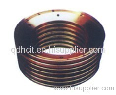 arc furnace and copper alloy casting