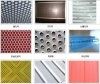 round hole perforated mesh