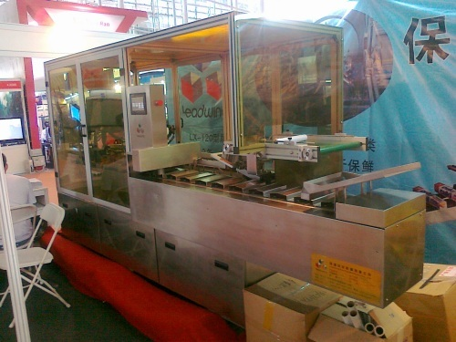Food Wrap Cling Film Packing Machine