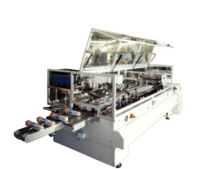 High-speed Plastic Wrap Film Roll Boxing Machine