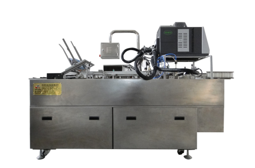Food and Commodity Cartoning Machine