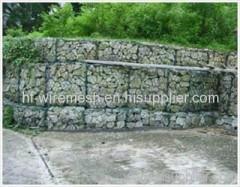 gabion box for retaining walls