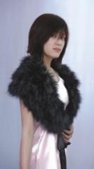 Feather shawl