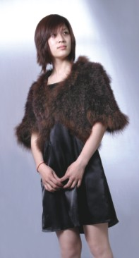 goose feather coat