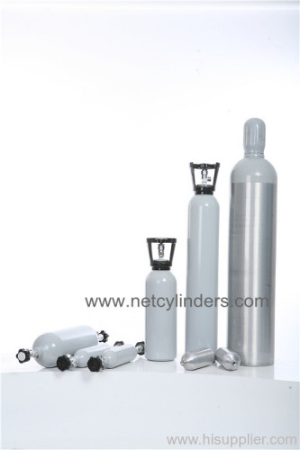 Industrial & specialty gas cylinders