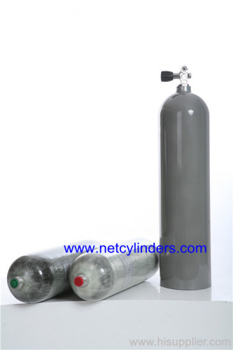 SCUBA cylinders produce by NET
