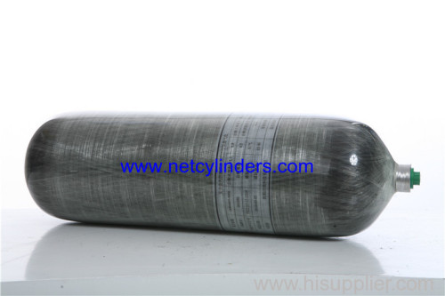 SCBA cylinders composite cylinders