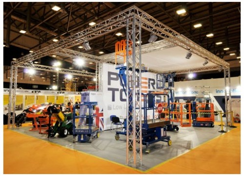 Exhibition Stand Truss : Stage trussing from china manufacturer rack in the cases