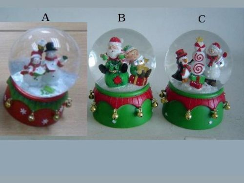 Christmas water ball decorations a manufacturer from