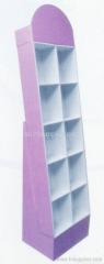 Pure pink salons pallet display