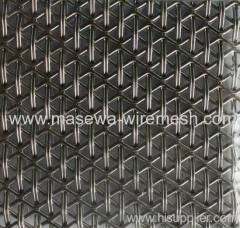metal fabric for elevator cab