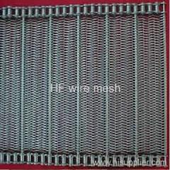 galvanized conveyer belt wire mesh