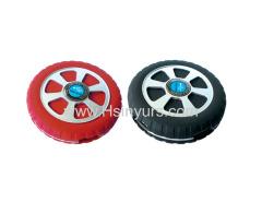 Wheel usb hub