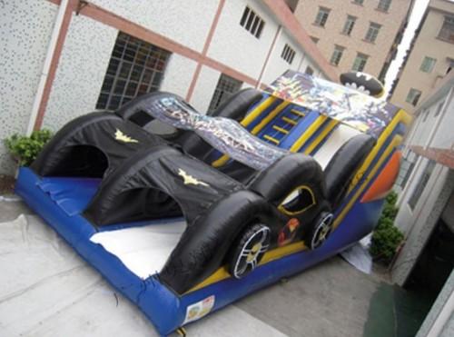 IS-64 Racing car water slide