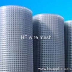 square iron wire mesh fence