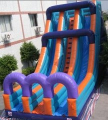 IS-70 Colorful water slide