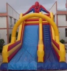 IS-71 Spiderman water slide
