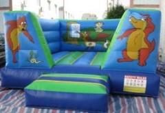 IC-616 Mini bouncy castle