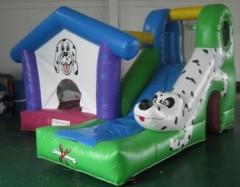 IC-619 Snoopy bouncy castle