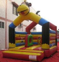 IC-622 Monkey bouncy castle