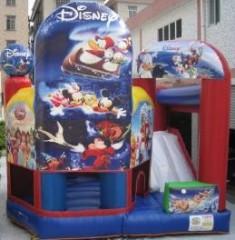 IC-654 Disney bouncy castle