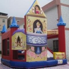 IC-627 Princess bouncy castle