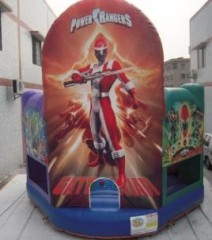 IC-633 Power rangers bouncy castle inflatables