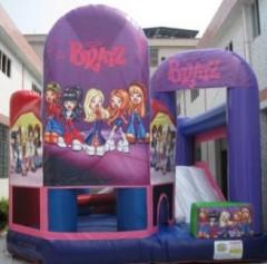 IC-635 Bratz bouncy castle inflatables