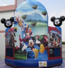 IC-638 Disney bouncy castle inflatables