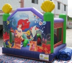 IC-639-641 Cars bouncy castle inflatables