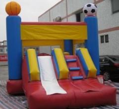 IC-646 Sport bouncy castle, castle bounce