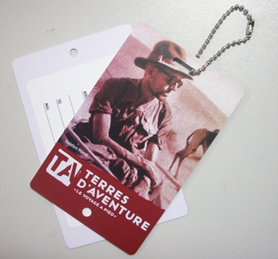 Hang Tag Cards with High Quality Printing