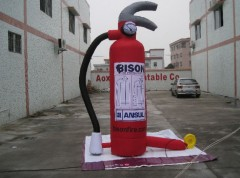 ND-014 Fire extinguisher inflatable model