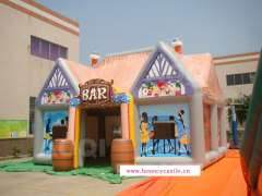 ND-018 Inflatables house model