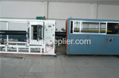 ABS plastic pipe production line