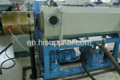 COD cable pipe extrusion line