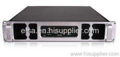 BL series professional power amplifier