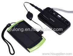 Solar Charger For Digital Products