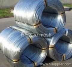 Big coil iron wire