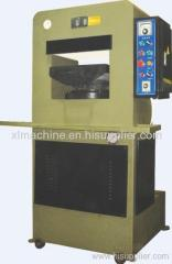 Hydraulic surface pressing machine