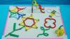 Colorful Octahedron Educational Toy